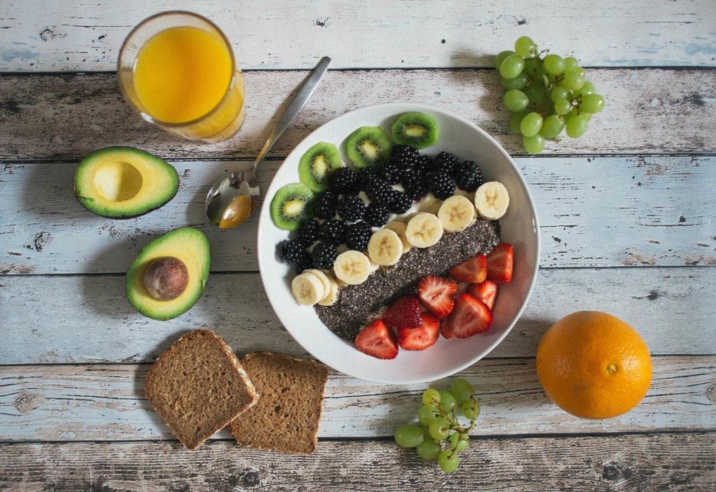 żywność bogata wwitaminy grupy B