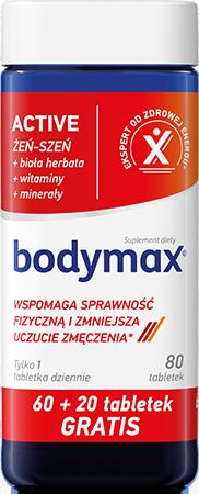 Bodymax tabletki Active